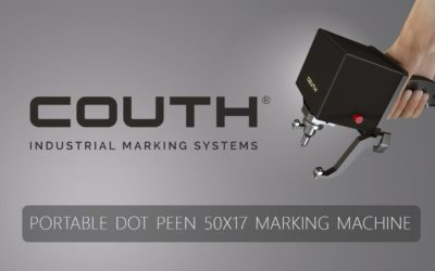 COUTH presenta la revolución en máquinas de marcado