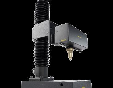 Desktop Superfast Dot Peen Marker Machine 160×17-25N
