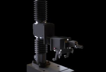 Machine de marquage Mixte Superfast Micro-percussion 50X17-25 P+N