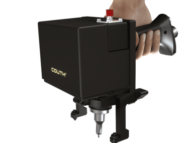 Portable Superfast Dot Peen Marker Machine 50×17-25P