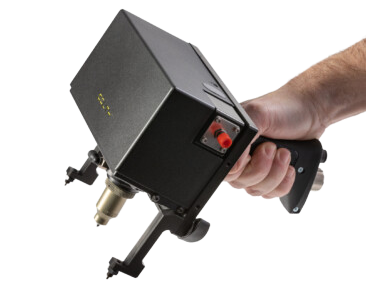 Portable Superfast Dot Peen Marker Machine 100×17-25P